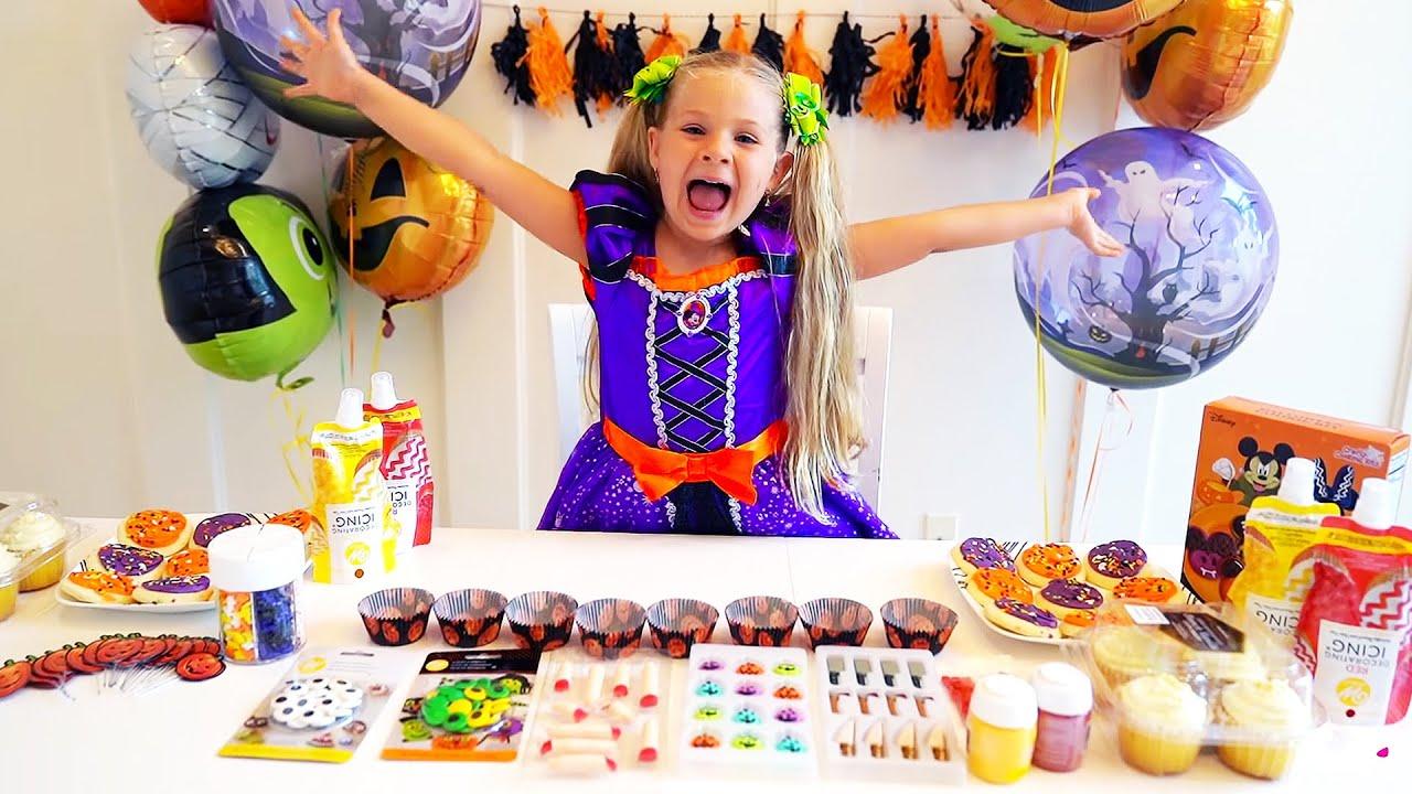 Diana and Roma - Cerita Halloween untuk anak-anak Bahasa Indonesia