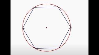 Как построить правильный шестиугольник.(Как построить правильный шестиугольник с помощью циркуля и линейки. ▽▽▽▽▽▽▽▽▽▽▽▽▽▽▽▽▽▽▽▽▽▽▽..., 2016-04-24T06:22:39.000Z)