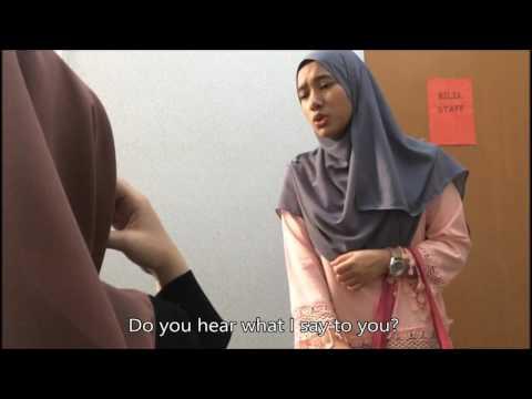 Role Play: Making Complaint (Public Toilet)