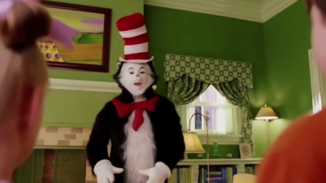 Cat In The Hat Cupcakes Scene