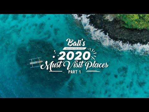 BALI'S 2020 MUST VISIT PLACES