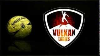 Logo Animation Vulkan-Ladies 1