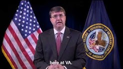 Secretary Wilkie talks Veterans Experience and VA Welcome Kit