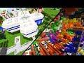 Das HEFTIGSTE Redstone Haus - 100+ Redstone Schaltungen - Minecraft Map