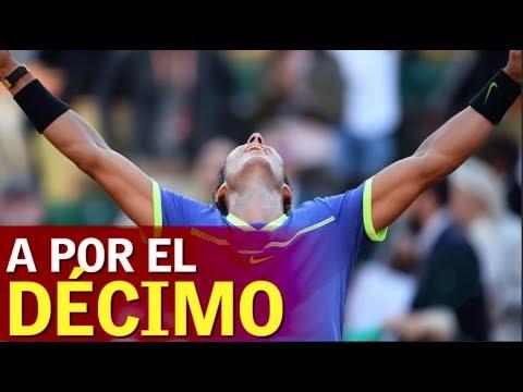 Rafa Nadal pasa a la final de Roland Garros | Diario AS