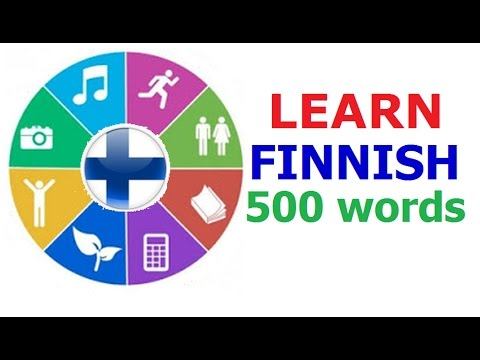 Learn Finnish (Vocabulary)