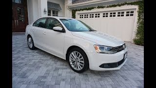 2014 Volkswagen Jetta TDI Premium Diesel Review and Test Drive by Bill - Auto Europa Naples