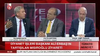 Ekonomide saklanan gerçekler / Türkiye Nereye - Ümit Özdağ - Yıldırım Kaya - 17 Kasım - 2. Bölüm