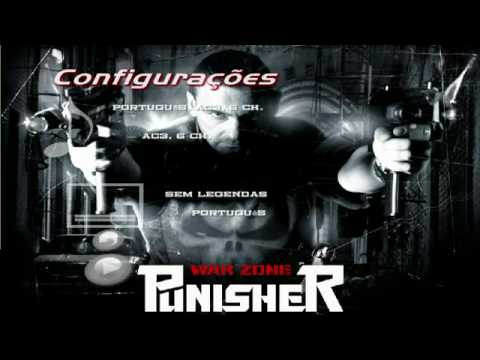 ConvertXtoDvd menu extended The Punisher 2 - YouTube