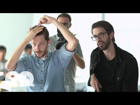 Hair Product Secrets of GQ Editors | Men's Hair Tutorial