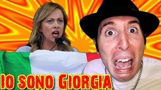 Iscriviti anche al mio 2° canale: https://www.youtube.com/channel/UCiZnfmMO5Fw5xWo7R3c0GYg?sub_confirmation=1 Io sono Giorgia parodia reaction by ...