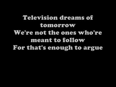 Green Day - American Idiot (lyrics)