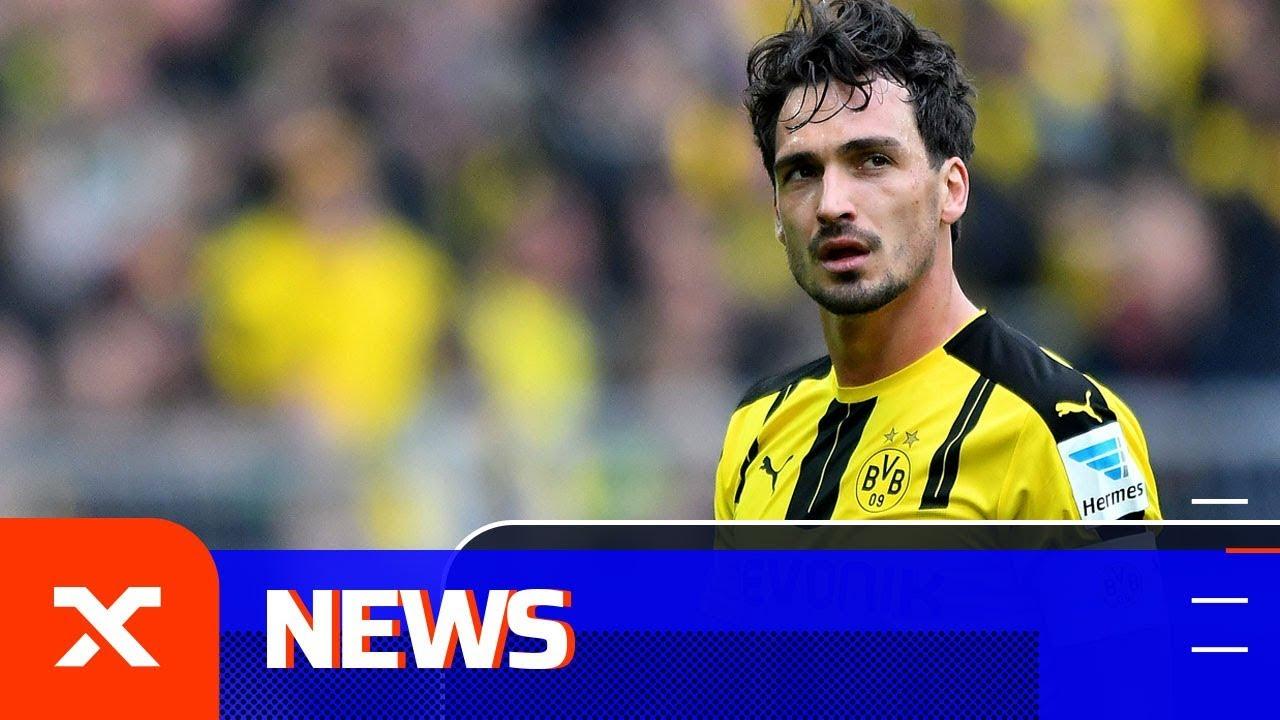 Sensations-Rückkehr! Mats Hummels zurück zu Borussia Dortmund | SPOX | FC Bayern | BVB