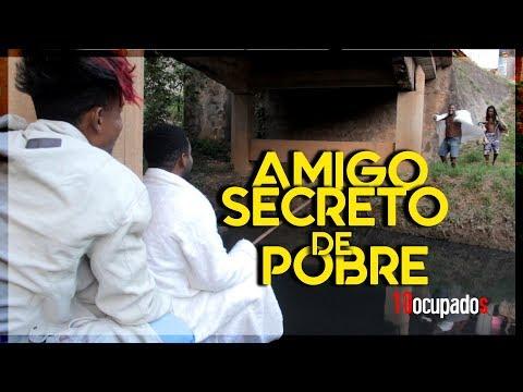 AMIGO SECRETO DE POBRE