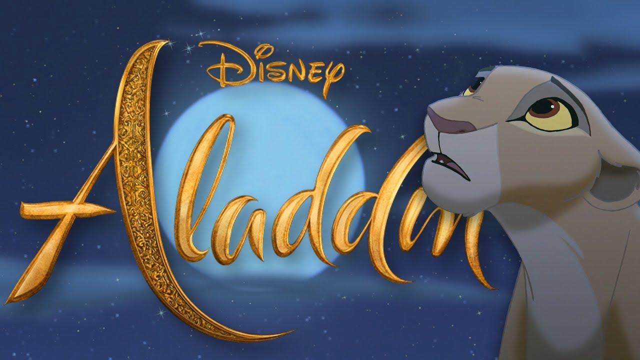 Aladdin - The Lion King (Desert Moon) Live Action 2019