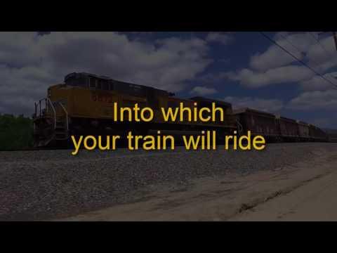 Life is like a mountain railway - gospel karaoke