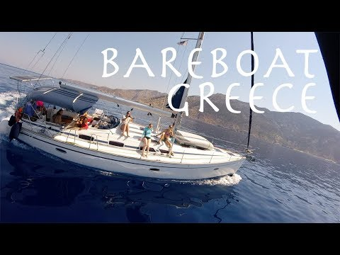 Greece Bareboat Charter: The Vacation of a Lifetime
