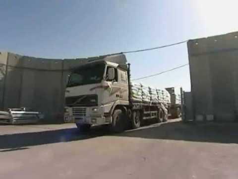 معونات انسانية تدخل قطاع غزة قادمة من اسرائيل – بحبك إسرائيل