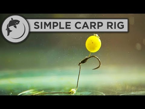The EASIEST Carp Fishing Rig To Tie