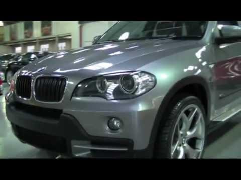 BMW X5 3.0d 2007 - YouTube