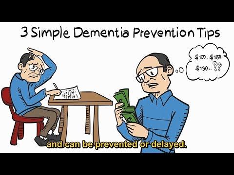 Dementia Prevention Tips