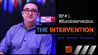EURO INTERVENTION | POP Drink Culture