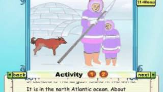 Learn Evs - Class 5 - GREENLAND -- THE LAND OF ICE AND SNOW