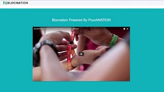 Blocnation dICO - 3rd May 2018 - On the Komodo Platform
