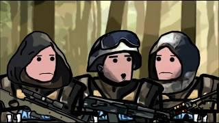 Warface Noobs - Тёмный Лес [25 серия]