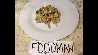 Салат с говяжьей печенью: рецепт от Foodman.club