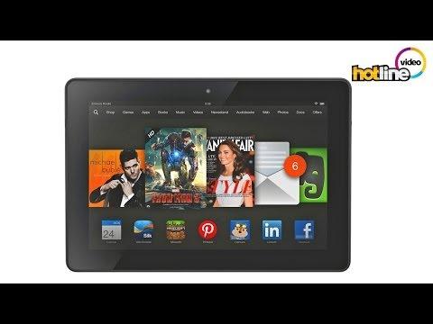 "Обзор планшета Amazon Kindle Fire HDX 7"""