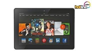 Обзор планшета Amazon Kindle Fire HDX 7