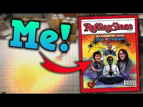 I Was In The ROLLING STONE India! - IRL Story Time [TF2 Soldier Gameplay]