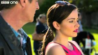 Inca and Jason at the Football - Me and Mrs Jones - Episode 1 - BBC One