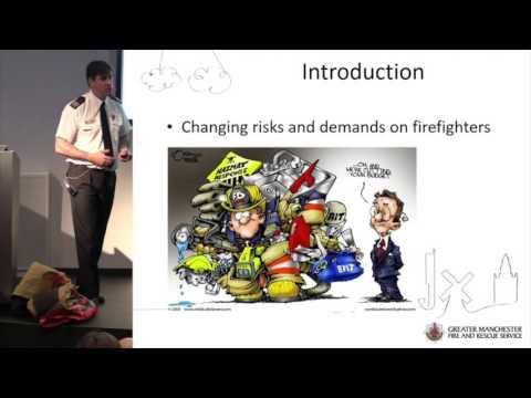 FSS Congress 2015: Tony Hunter - Thermal load and structural response