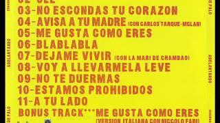 Jarabe de Palo - Adelantando (Álbum Completo)