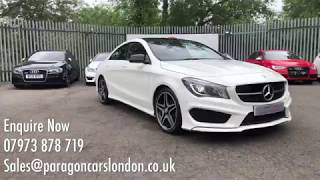 SOLD 2015 Mercedes CLA180 1.6L AMG Sport Auto