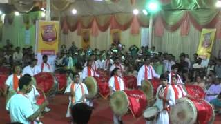 Swarajya vadya pathak at Sakal Dhol tasha competition - Part 1