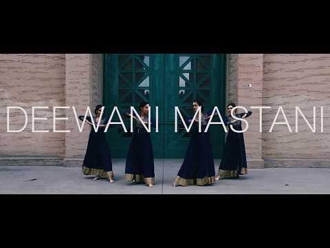 Deewani Mastani | Bollywood Dance Cover | Nachle SF