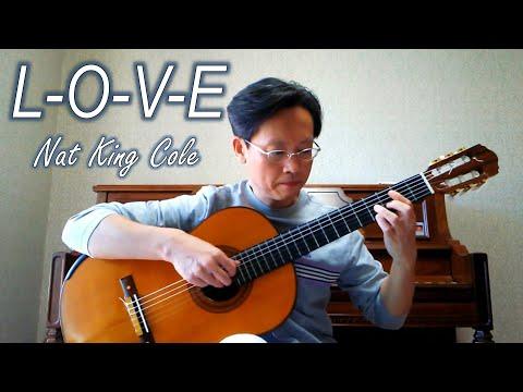 L-O-V-E / Nat King Cole – 기타연주(Guitar, Fingerstyle)