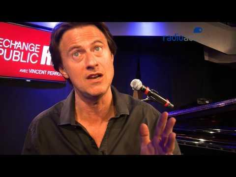 RadioActu - Entretien exclusif avec Vincent Perrot (RTL)
