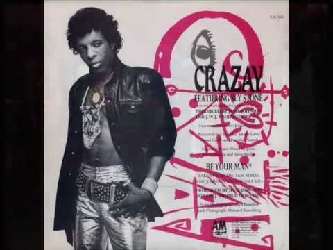 Jesse Johnson / Sly Stone  - Crazay_Extended_HQ