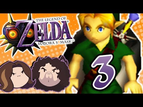Zelda Majora's Mask: Hide n' Seek - PART 3 - Game Grumps