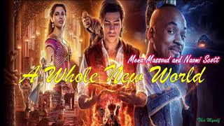 Mena Massoud, Naomi Scott - A Whole New World OST ALADDIN