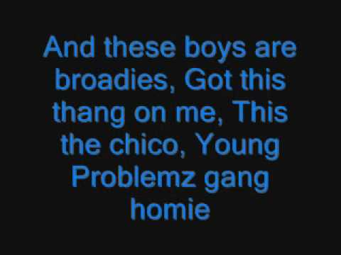 Boi (I Got So Many)- Young Problemz ft. Gucci Mane and Mike Jones (LYRICS)