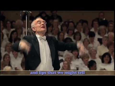 All Things Bright and Beautiful, John Rutter