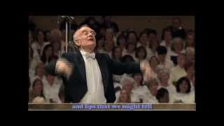 Watch John Rutter All Things Bright And Beautiful video