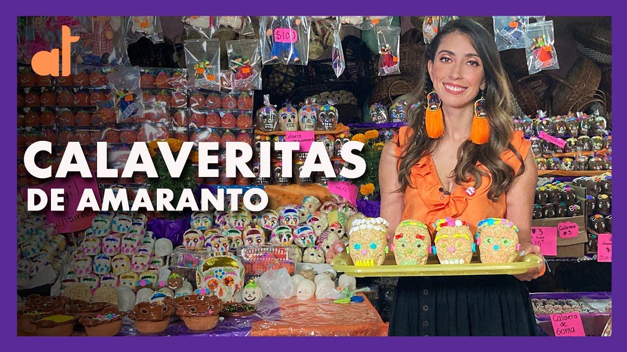 CALAVERITAS de Amaranto / Ale Toledano