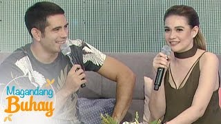 Magandang Buhay Bea and Gerald talk about their priorities