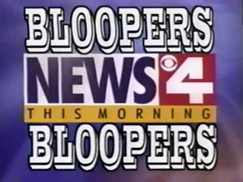 WFOR CBS Miami Ch 4 1997 Blooper Reel